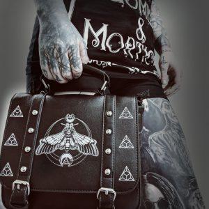 Death Moth Handbag