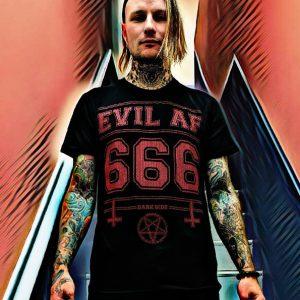 Evil AF T Shirt