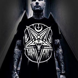 Baphomet Pentagram T Shirt
