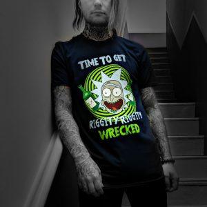 Riggity Riggity Wrecked T Shirt