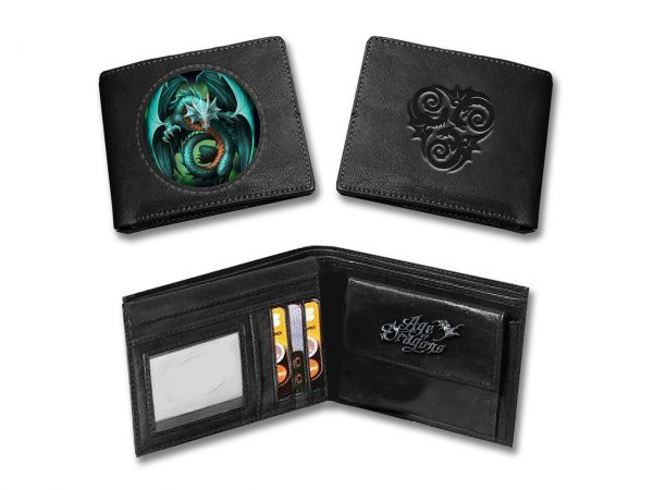Age of Dragons Jade Dragon Lenticular 3D Wallet
