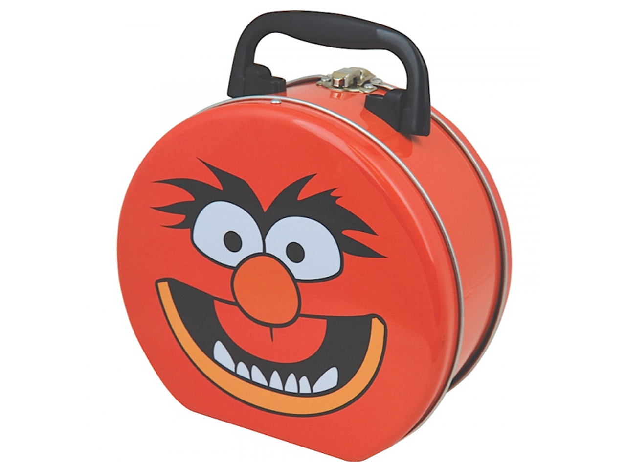 Disney The Muppets Animal Metal Tin Lunch Box Half Moon Bay