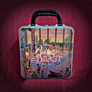 Beauty and the Beast Lunch Box