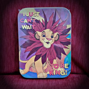 Lion King Tin