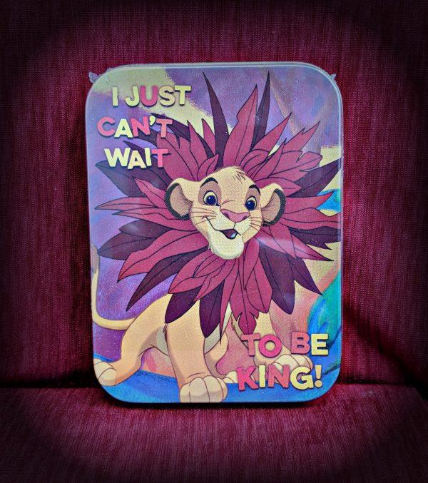 Lion King Tin