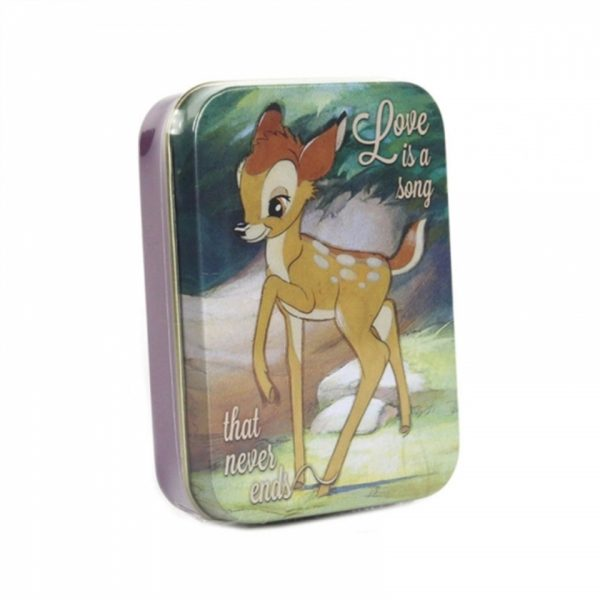 Disney Bambi Keepsake Collectors Tin Half Moon Bay