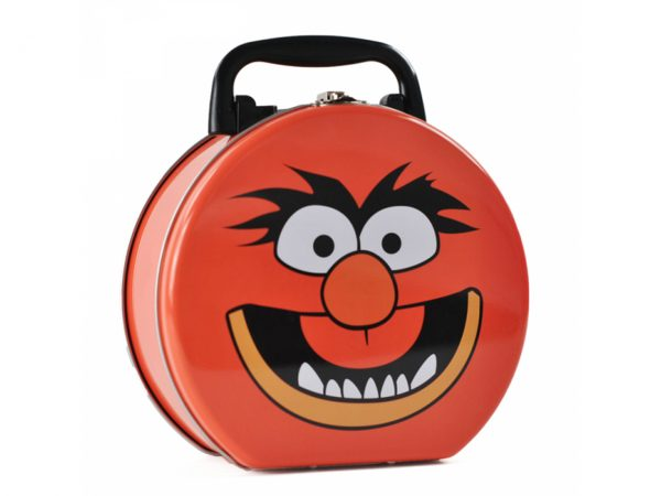 Disney The Muppets Animal Metal Tin Lunch Box Half Moon Bay