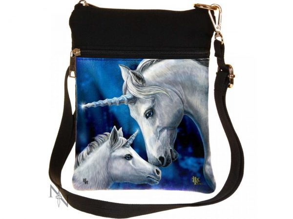 Sacred Love Unicorn Shoulder Bag Nemesis Now