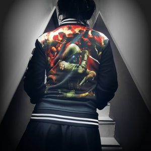 Resident Evil Varsity Jacket