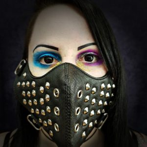 Studded Face Mask