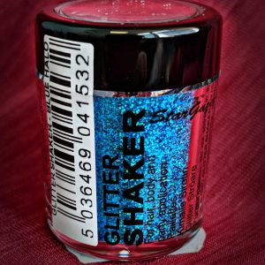 Blue Halo Glitter