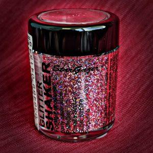 Pink Nebula Glitter