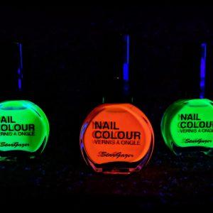 UV Neon Nail Polish