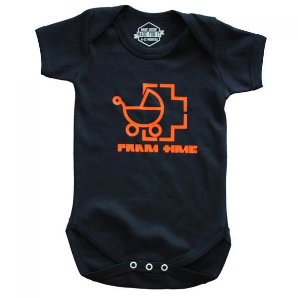Pram Time Rammstein Baby Grow Onesie