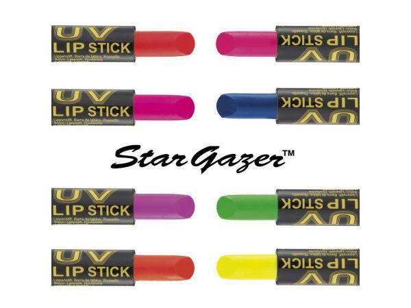Stargazer Neon UV Lipstick