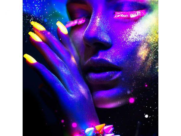 Stargazer Neon UV Nail Polish