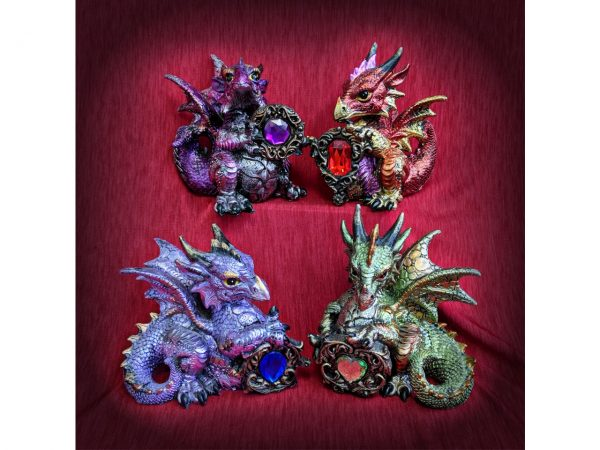 Jewelled Dragon Collection