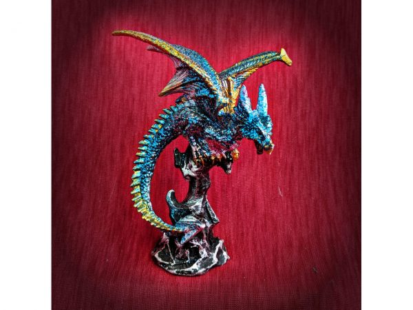 Corberin Dragon Figure