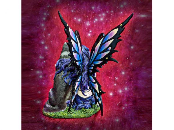 Wolfsbane Poison Fairy Figure