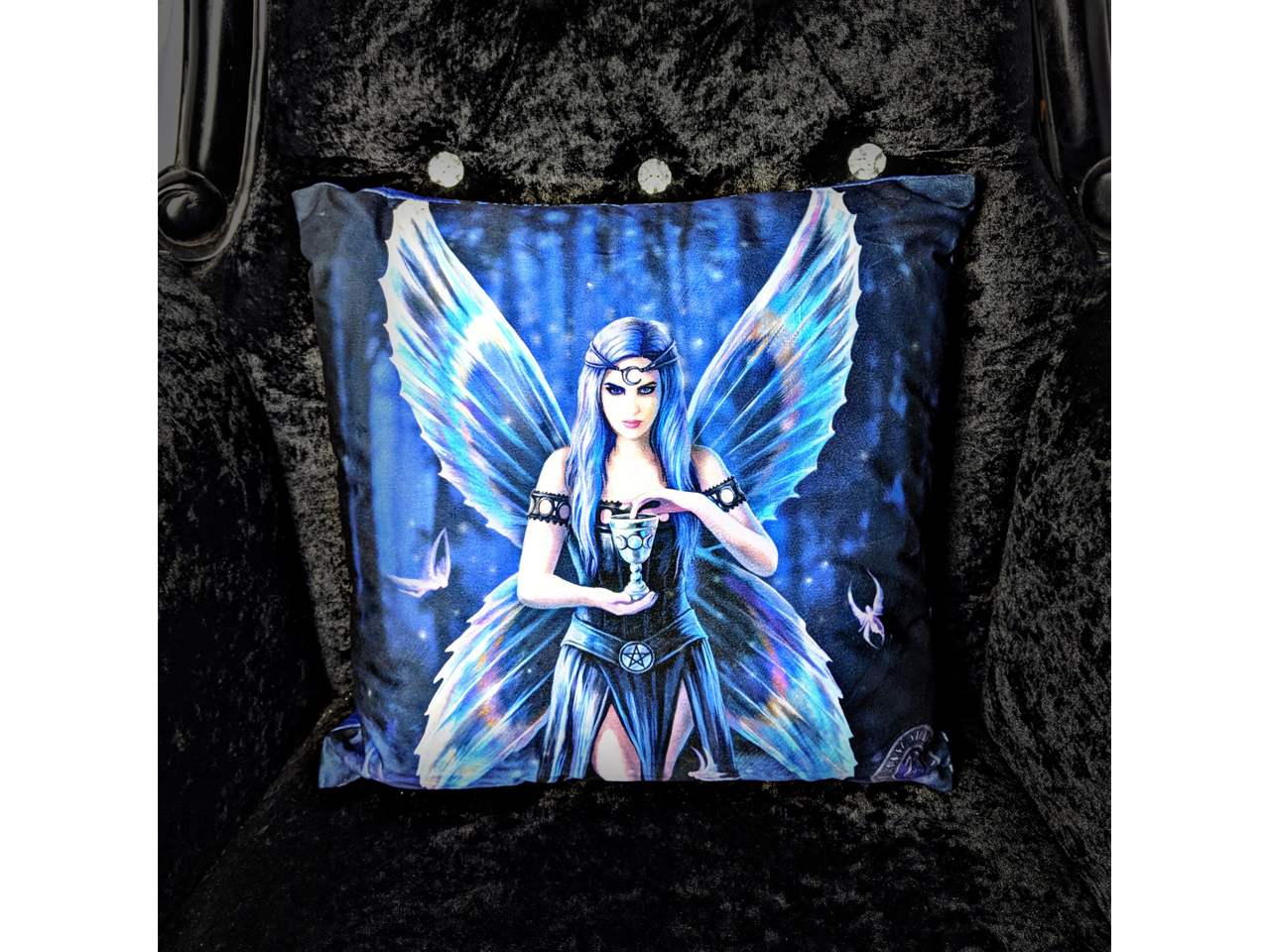 Enchantment Fairy Cushion