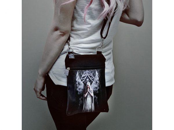 Only Love Remains Shoulder Bag