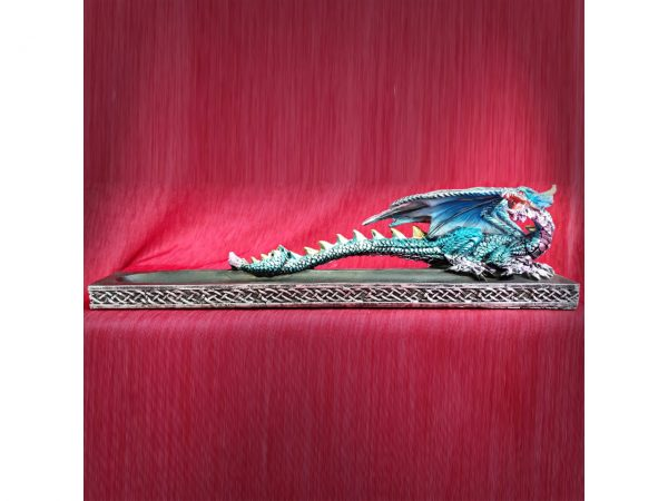Incense Guardian Dragon Burner