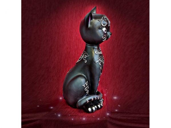 Mystic Kitty Dark Spirits Figure