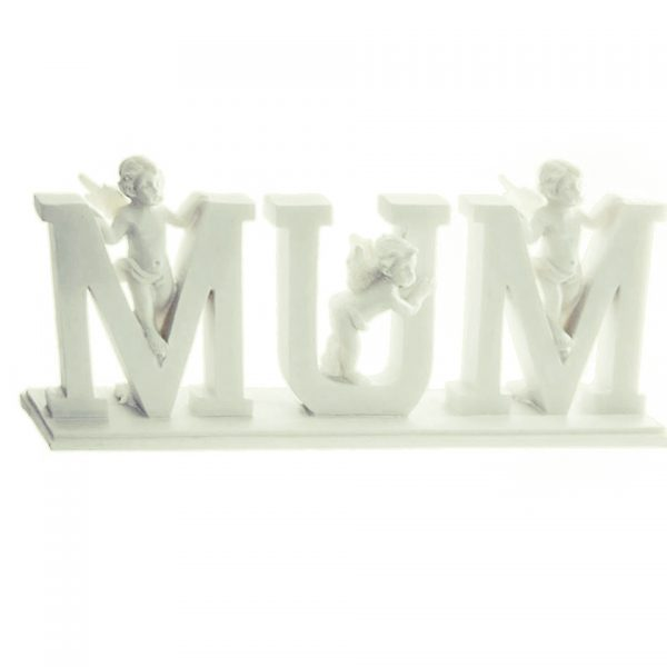 Cherub Whisper Mum Figure Sign