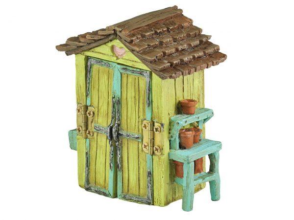 Fairy Garden Shed Miniature