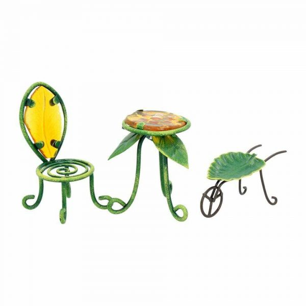 Fairy Garden Patio Set Miniature
