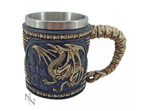 Dragon Skeleton Tankard