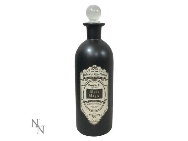 Black Magic Potion Bottle
