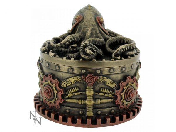 Boxtopus Trinket Box