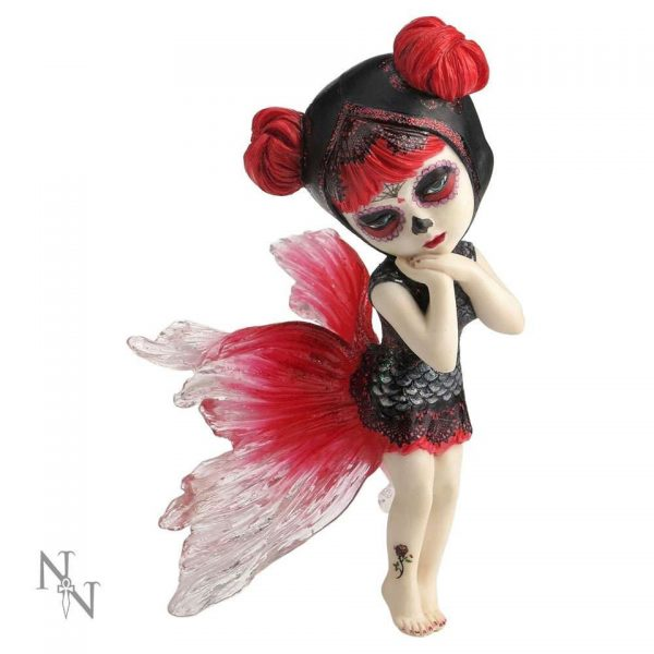 Koi Fairy Dancer Figure
