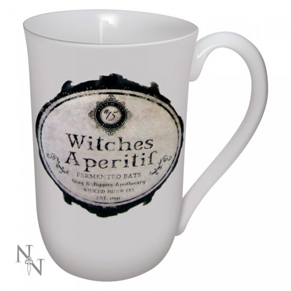Large Witches Aperitif Mug