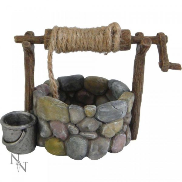 Wishing Well Fairy Garden Miniature