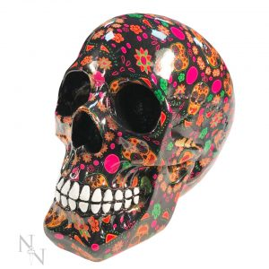 Viva Mexican Day of the Dead Skull