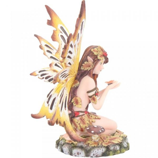 Autumn Hawthorn Fairy Figure