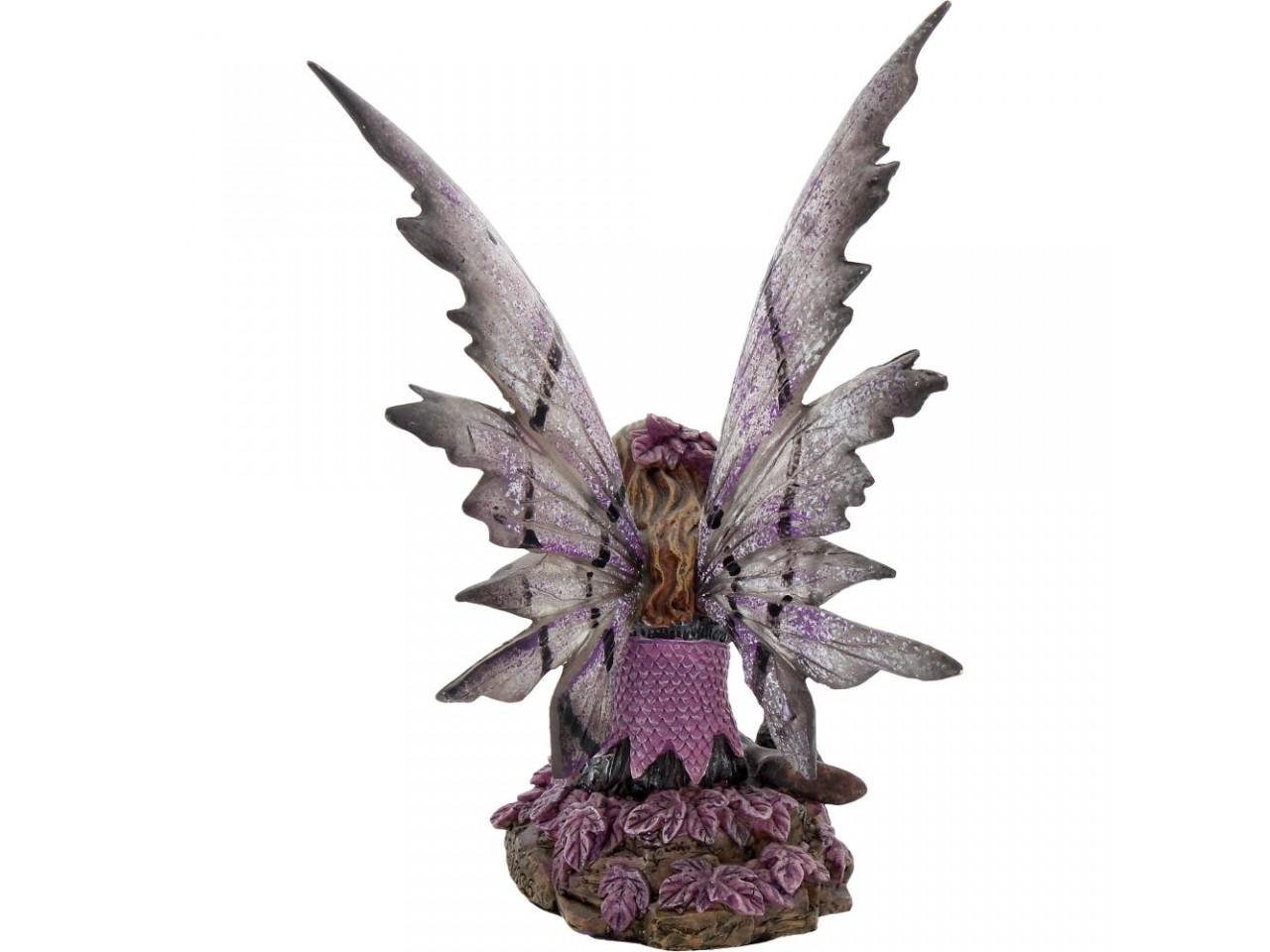 Heather Fairy Figurine