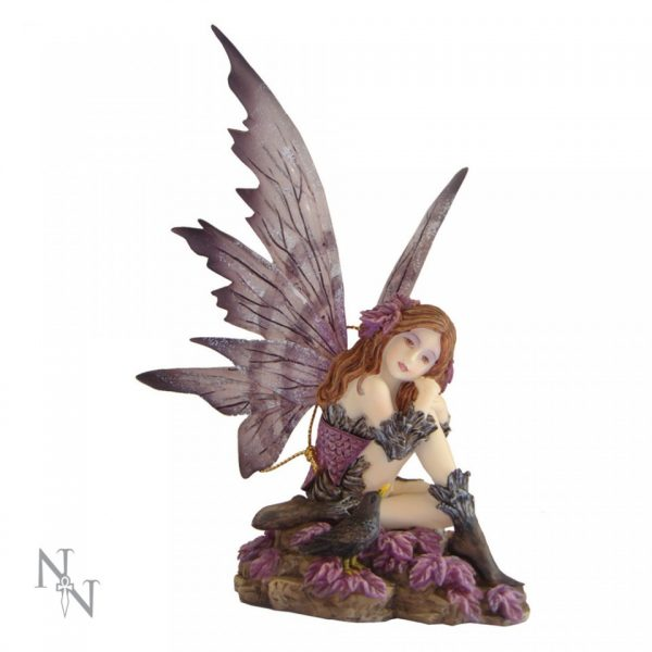 Heather Fairy Figure