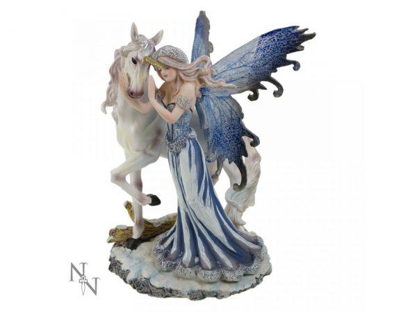 Comfort Fairy and Unicorn Figure