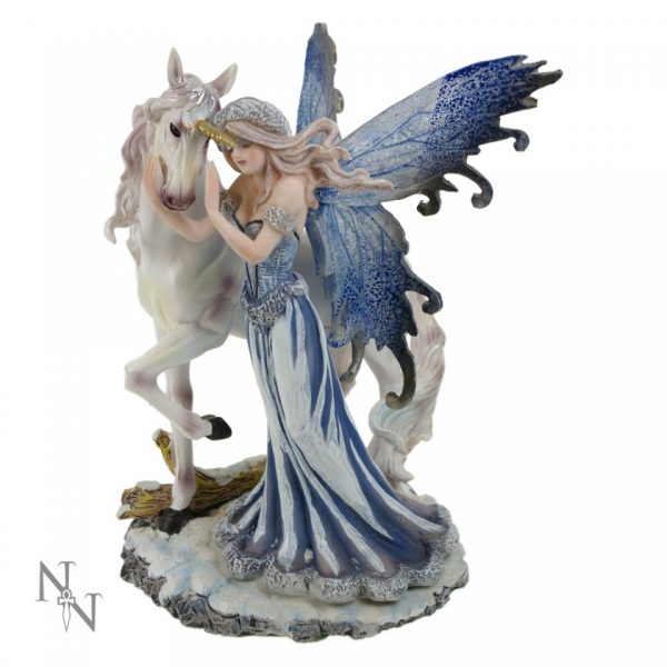 Comfort Fairy and Unicorn Figure