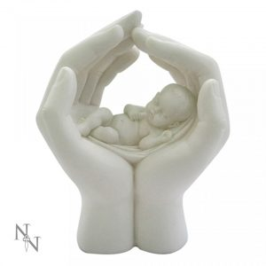 Shelter Cherub Angel Figure