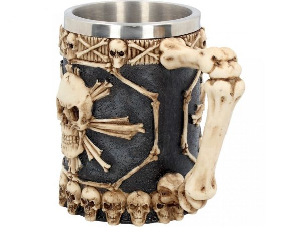Large Tankard of Skulls