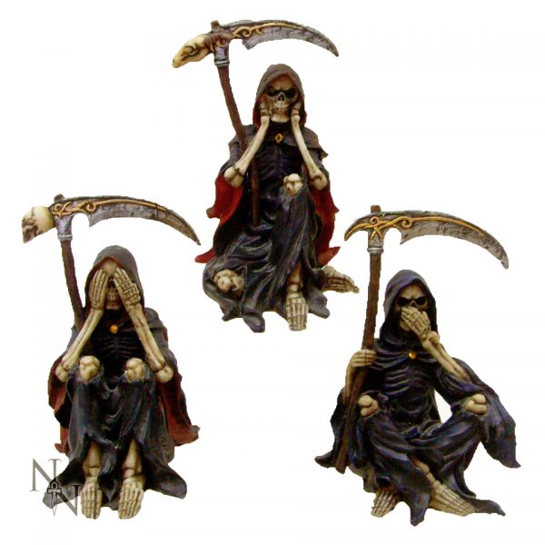 Something Wicked Confucius Three Wise Reapers