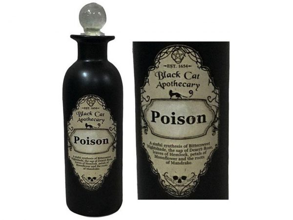 Poison Potion Bottle