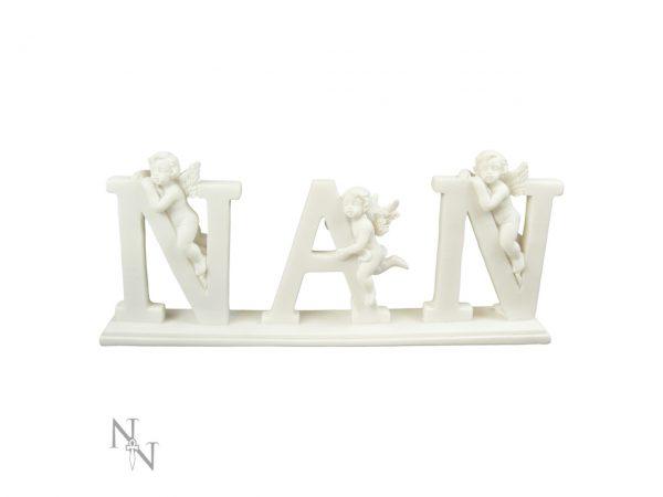 Cherub Gift Nan Figure Sign