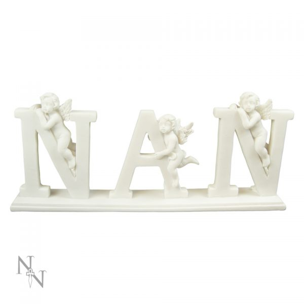 Cherub Gift Nan Figure Sign