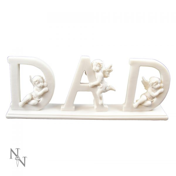Cherub Gift Dad Figure Sign