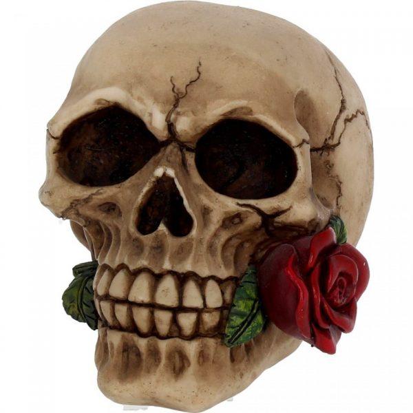Romance Never Dies Skull Figure